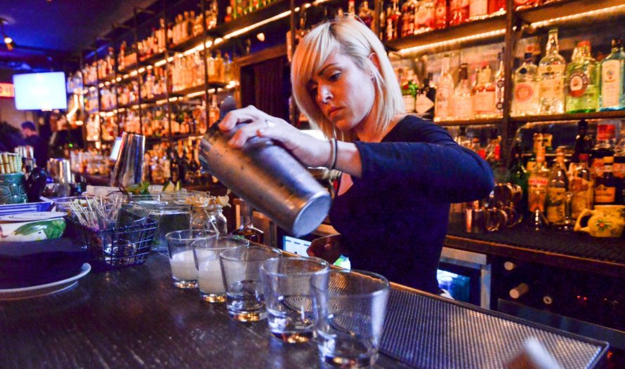NYC cocktail tour
