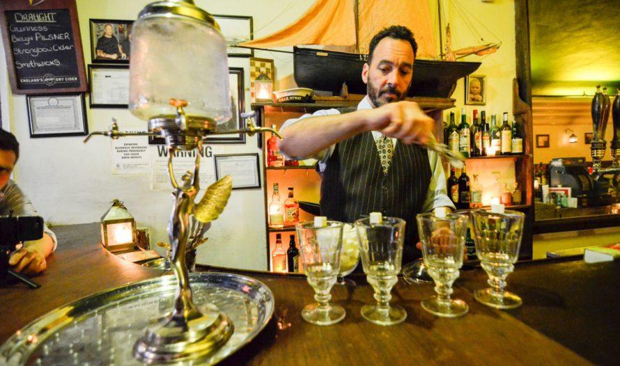 NYC cocktail bar