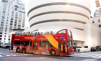 48 Hour Hop-on Hop-off New York City Tour + Free Boat Ride