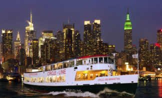 New York City Harbor Lights Cruise