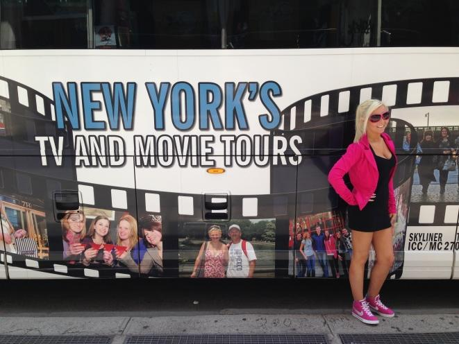 NYC movie tours