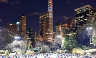 Package: Ice Skating at Central Park Wollman Rink + THE RIDE