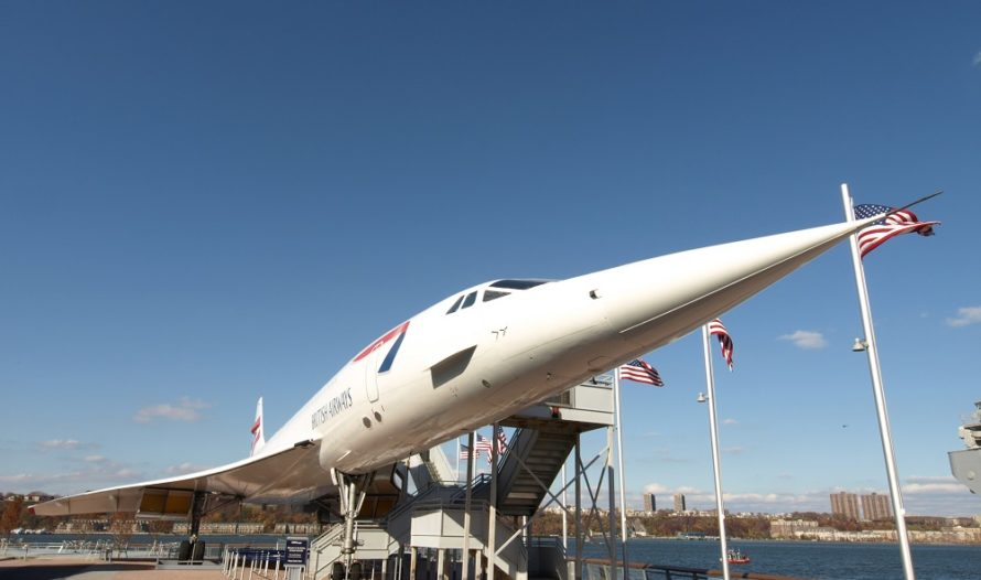 Concorde Intrepid