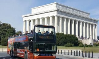 48 Hour Hop-on Hop-off Washington, DC Bus Tour + Twilight Tour