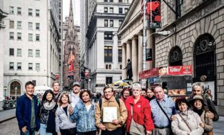 The Wall Street Experience: Wall Street Insider Tour