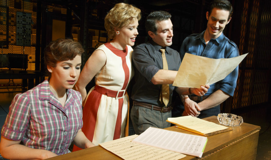 Carole King Musical on Broadway