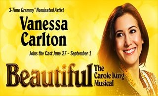 Beautiful: The Carol King Musical – Last Performance October 27th