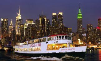 Package: Empire State Building Observatory + Harbor Lights Cruise