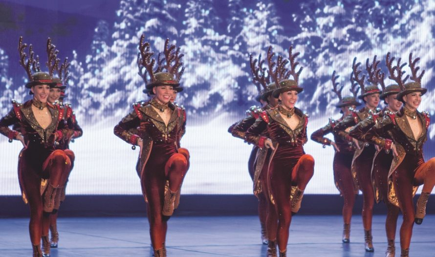 Christmas Spectacular The Rockettes