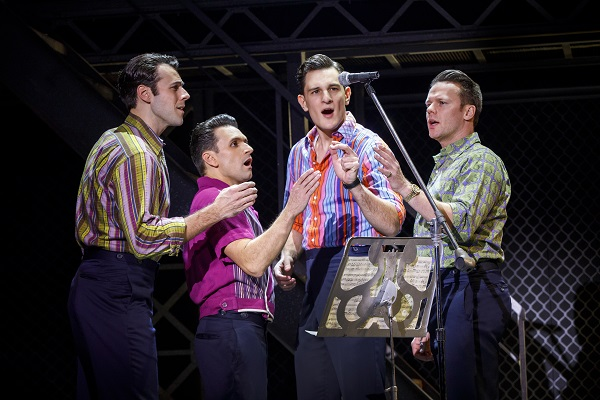 Jersey Boys New World Stages