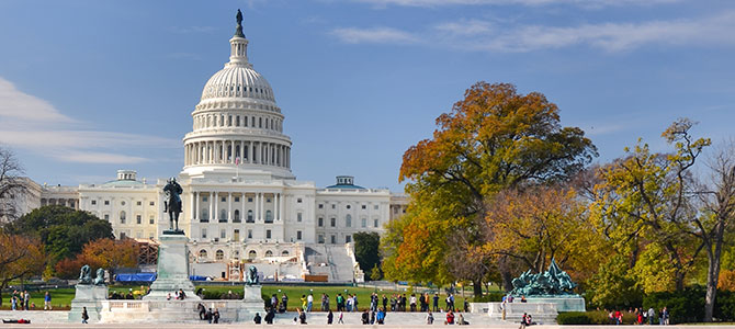 Washington, DC Guided Tour