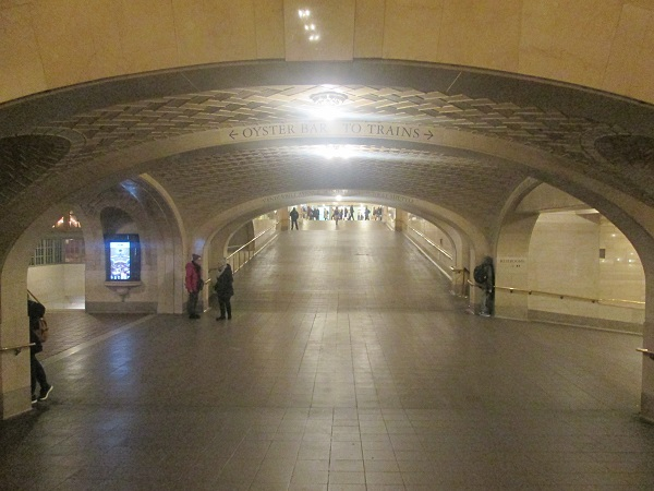 Whispering Gallery at Grand Central Terminal