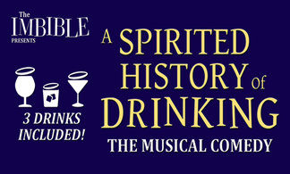 The Imbible – A Spirited History of Drinking