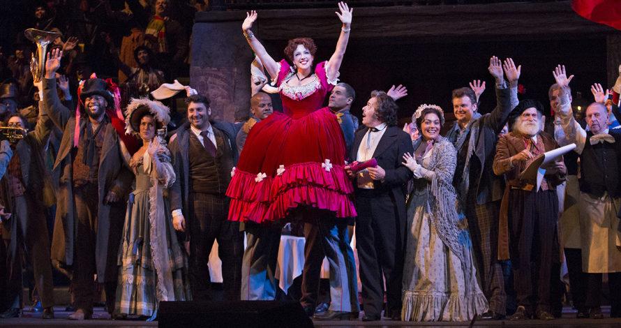 La Boheme Opera at Met