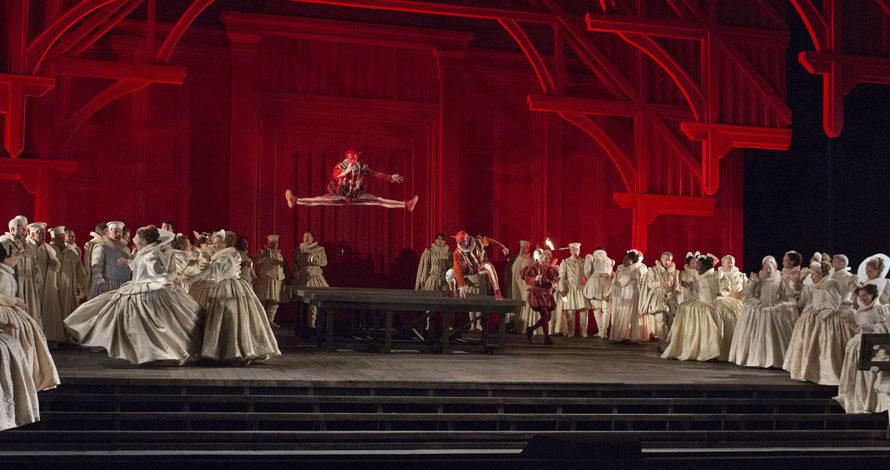 Maria Stuarda Opera