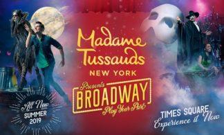 Madame Tussuads New York