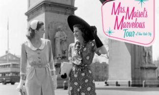 Mrs. Maisel's Marvelous Tour of New York City