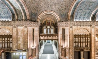 30 Minute Woolworth Building Lobby Tour